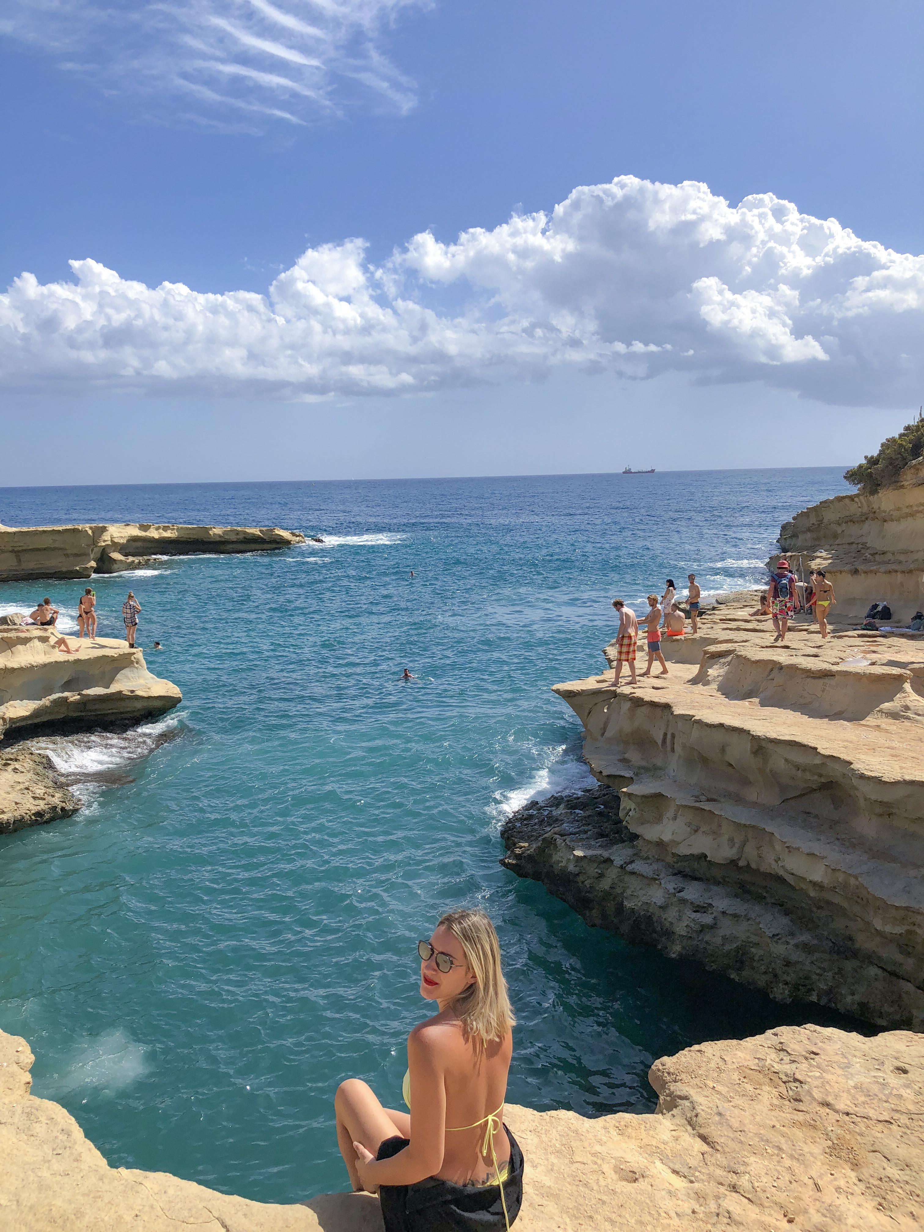 st peter's pool malta - o que fazer em Malta