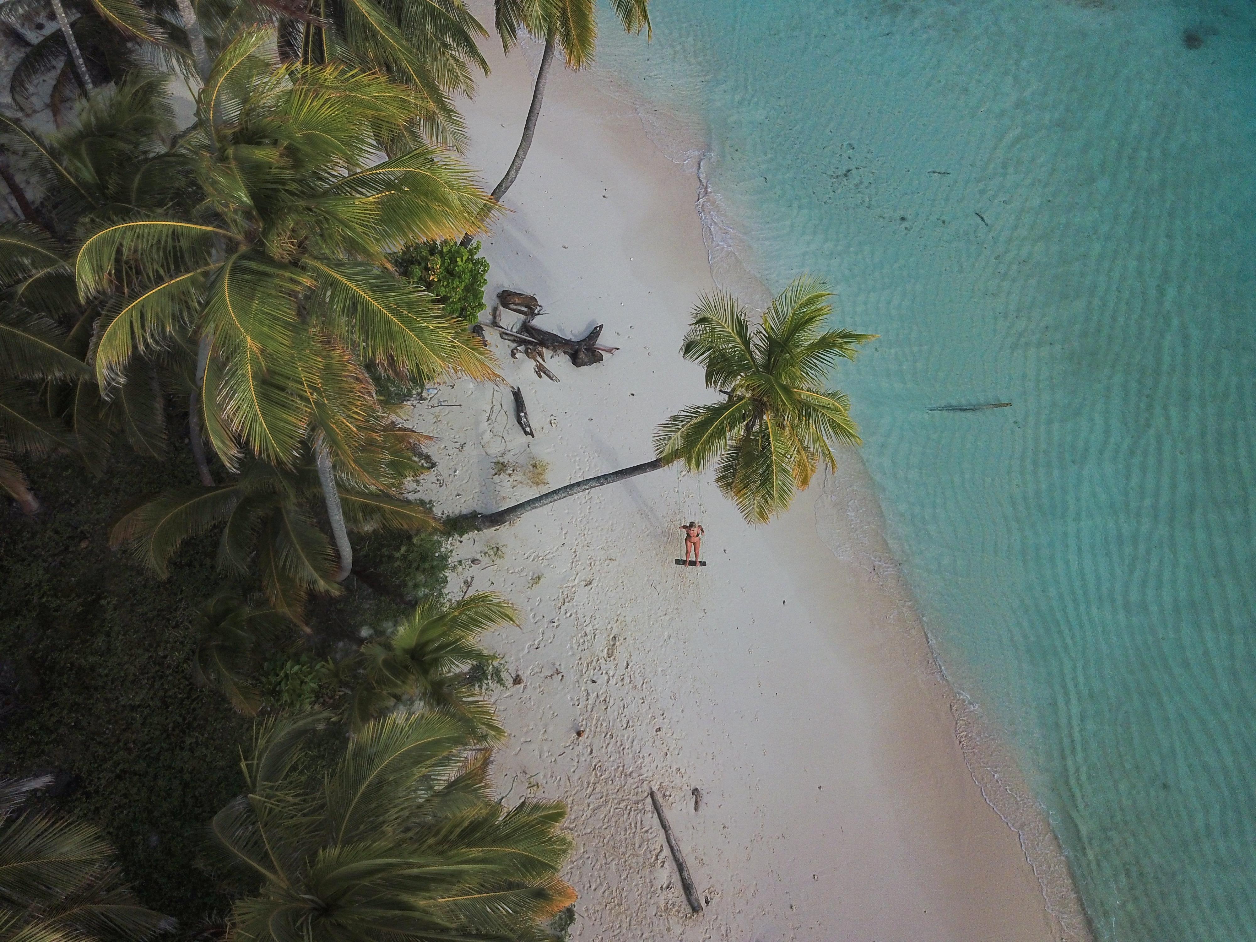 melhores praias san Blas -