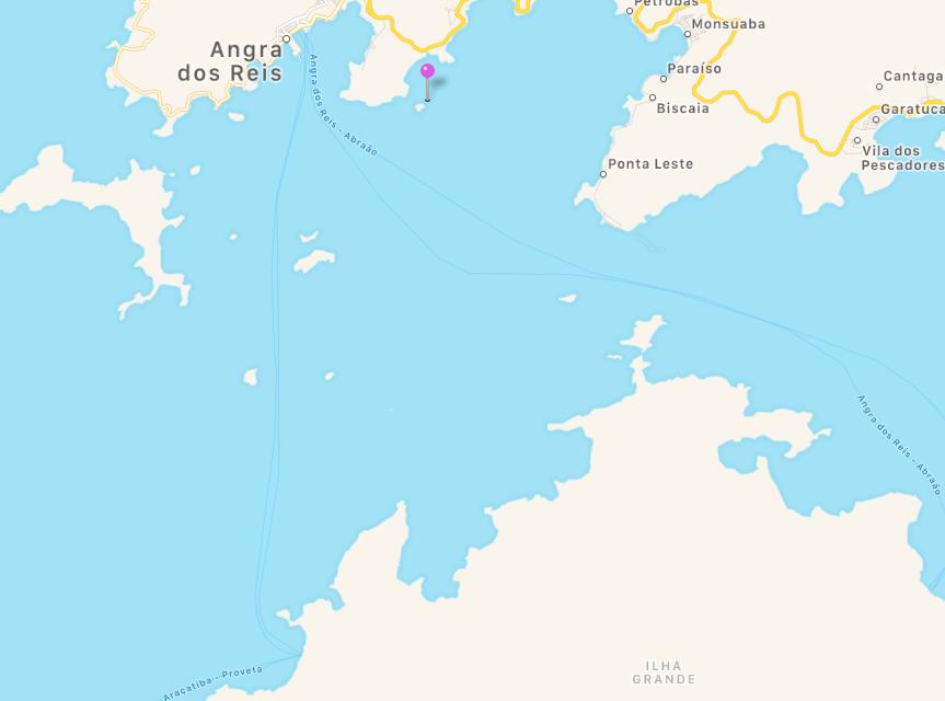 Passeio ilhas paradisiacas de Angra - passeio ilha grande