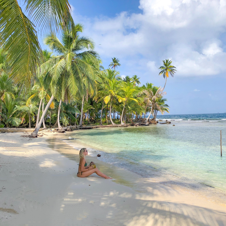 coco bandero , chichime , melhores praias das ilhas san blas
