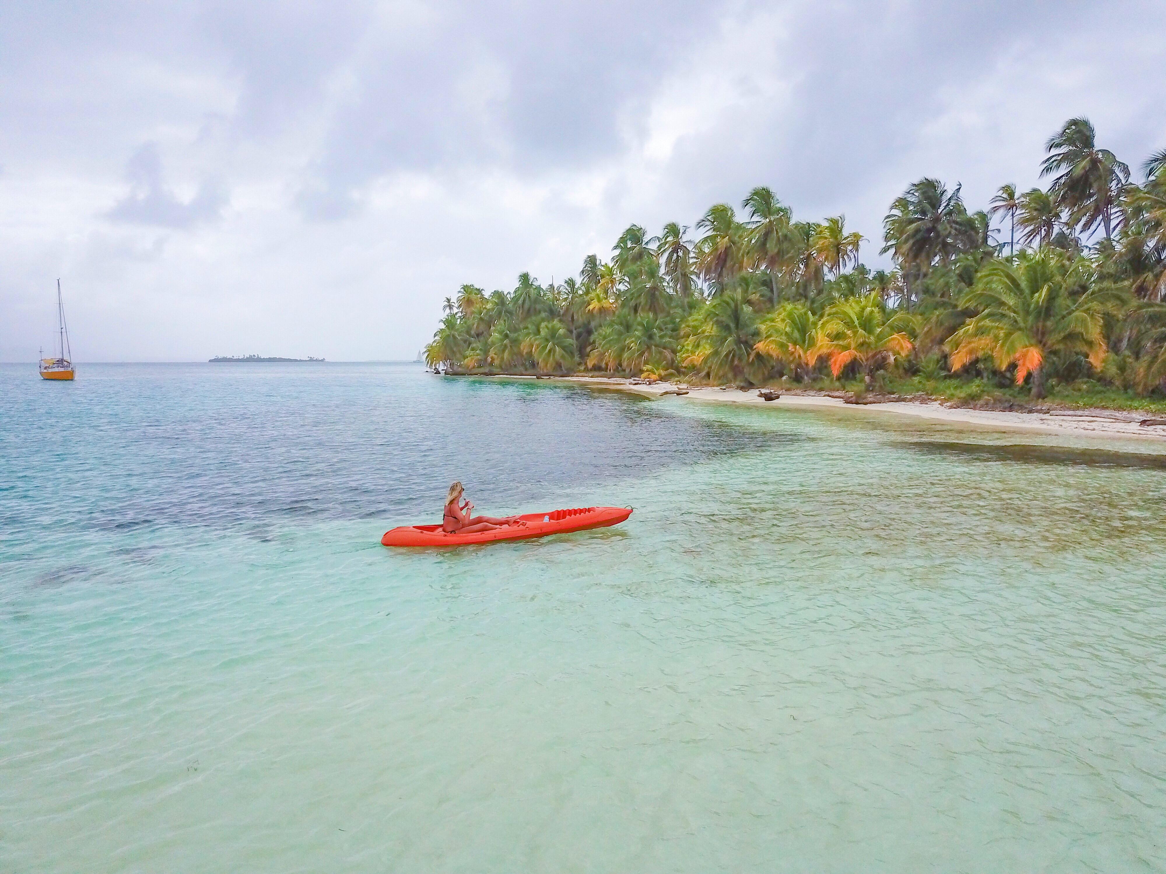 melhores praias ilhas san Blas - San blas Island