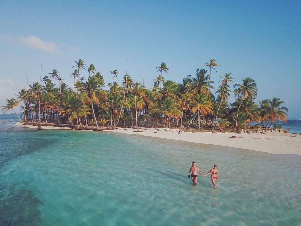 Cayos Holandeses - Ilhas San Blas - Panama