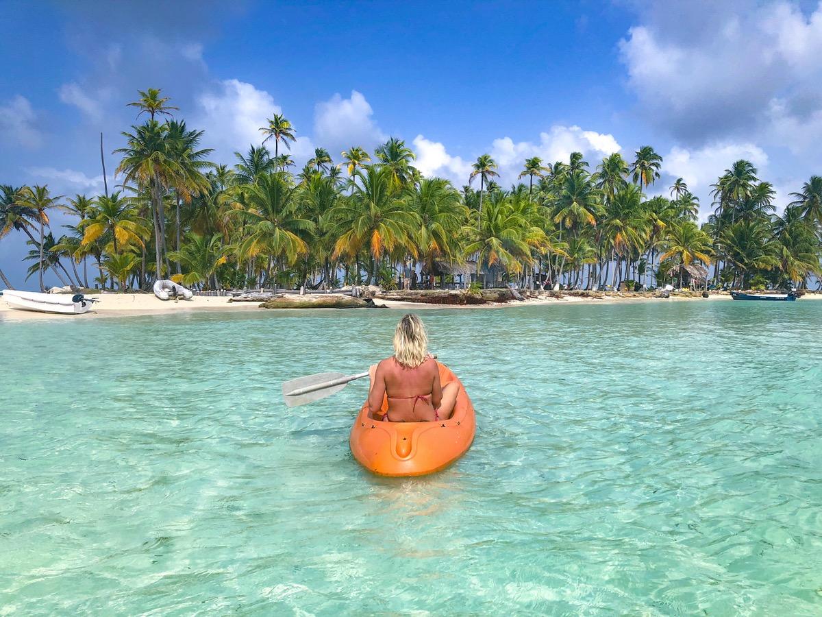 melhores praias ilhas san Blas