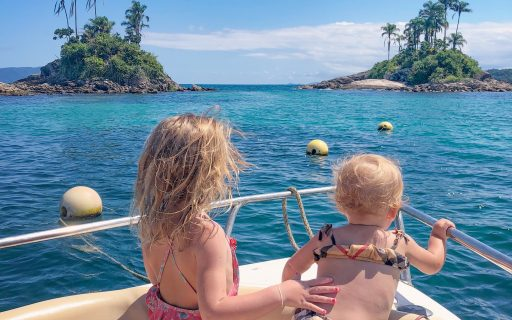 Ilhas Cataguases, botinas : Passeio nas ilhas paradisiacas de Angra dos Reis