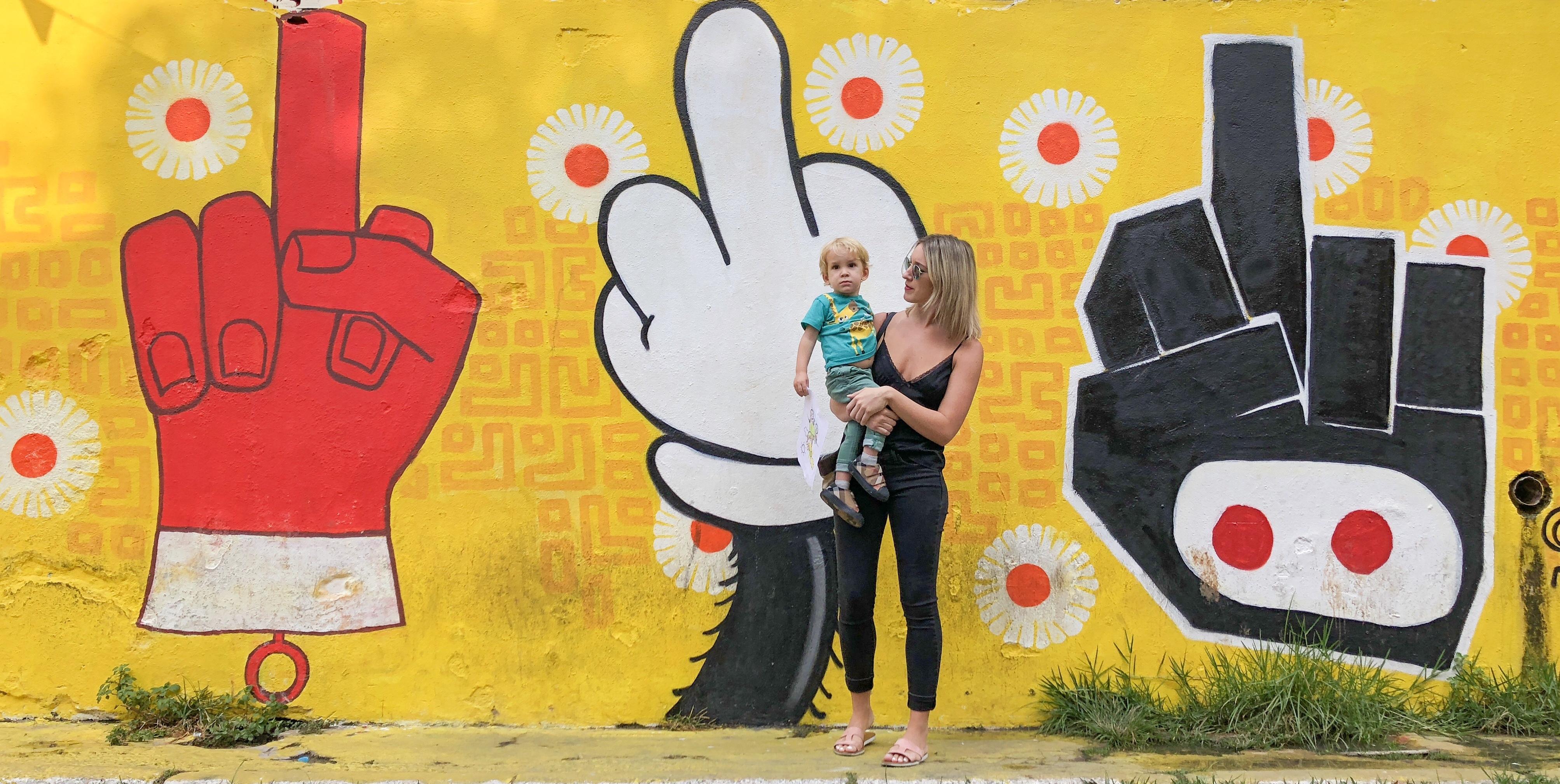Beco do Batman Sao Paulo - o que fazer em Sao Paulo
