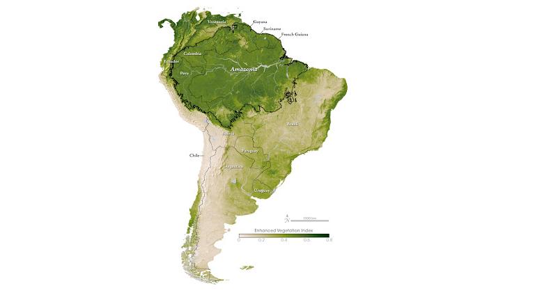 mapa Amazonia , guia Amazonia , o que fazer na Amazonia