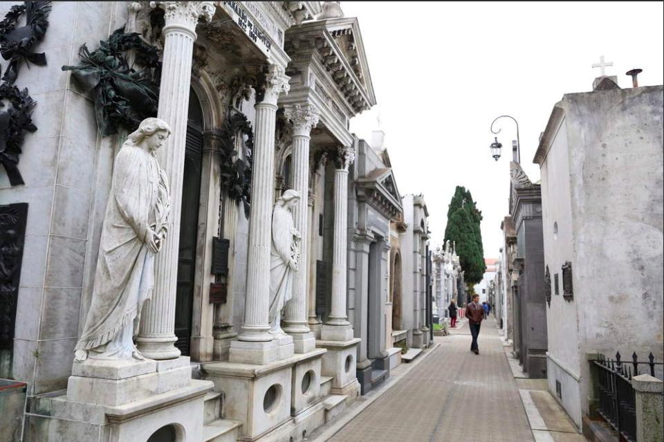 Cemitério Recoleta Buenos Aires , o que fazer em Buenos Aires