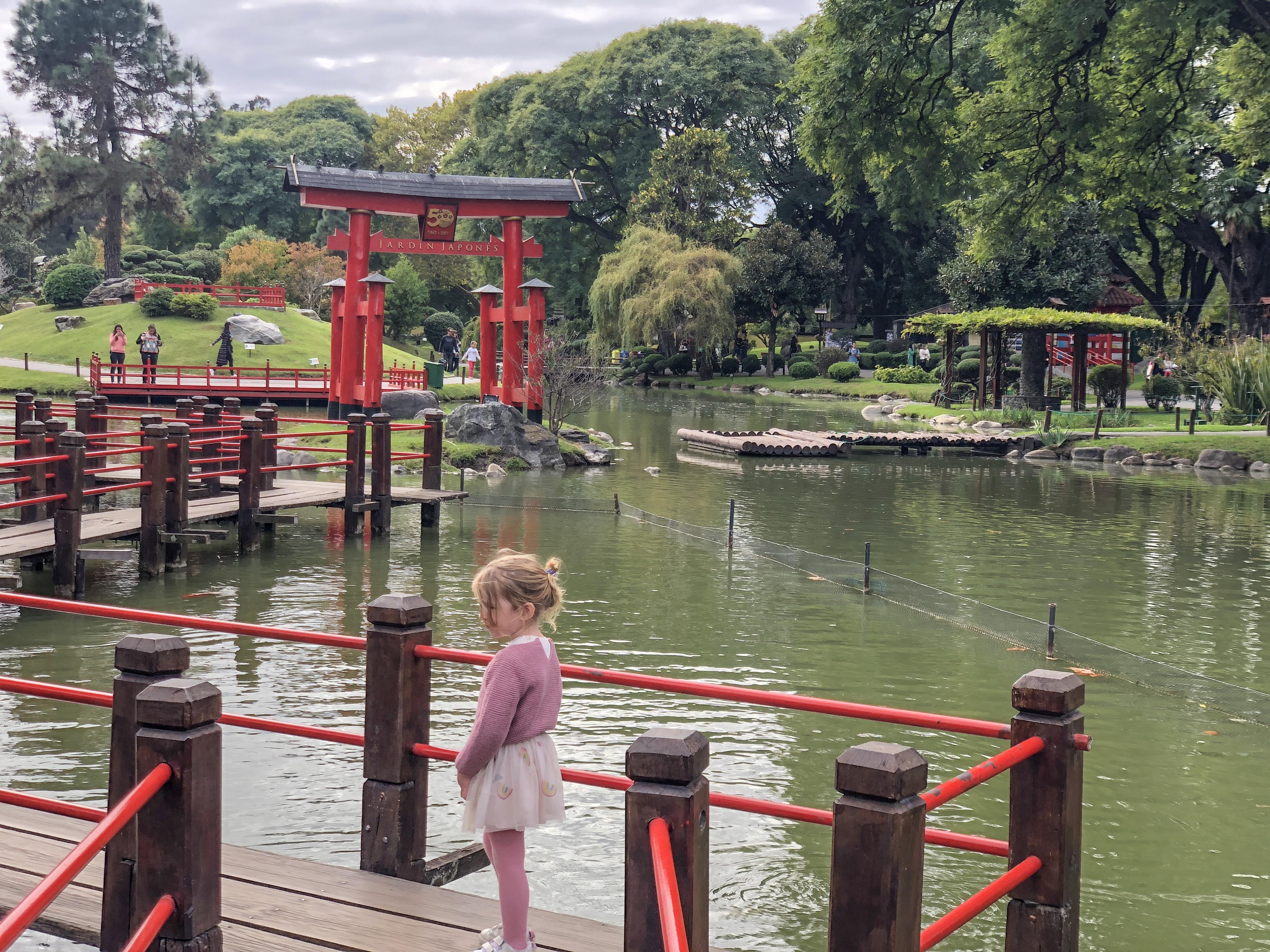 jardim japonês de Buenos Aires , atividade Buenos Aires, o que fazer em Buenos Aires