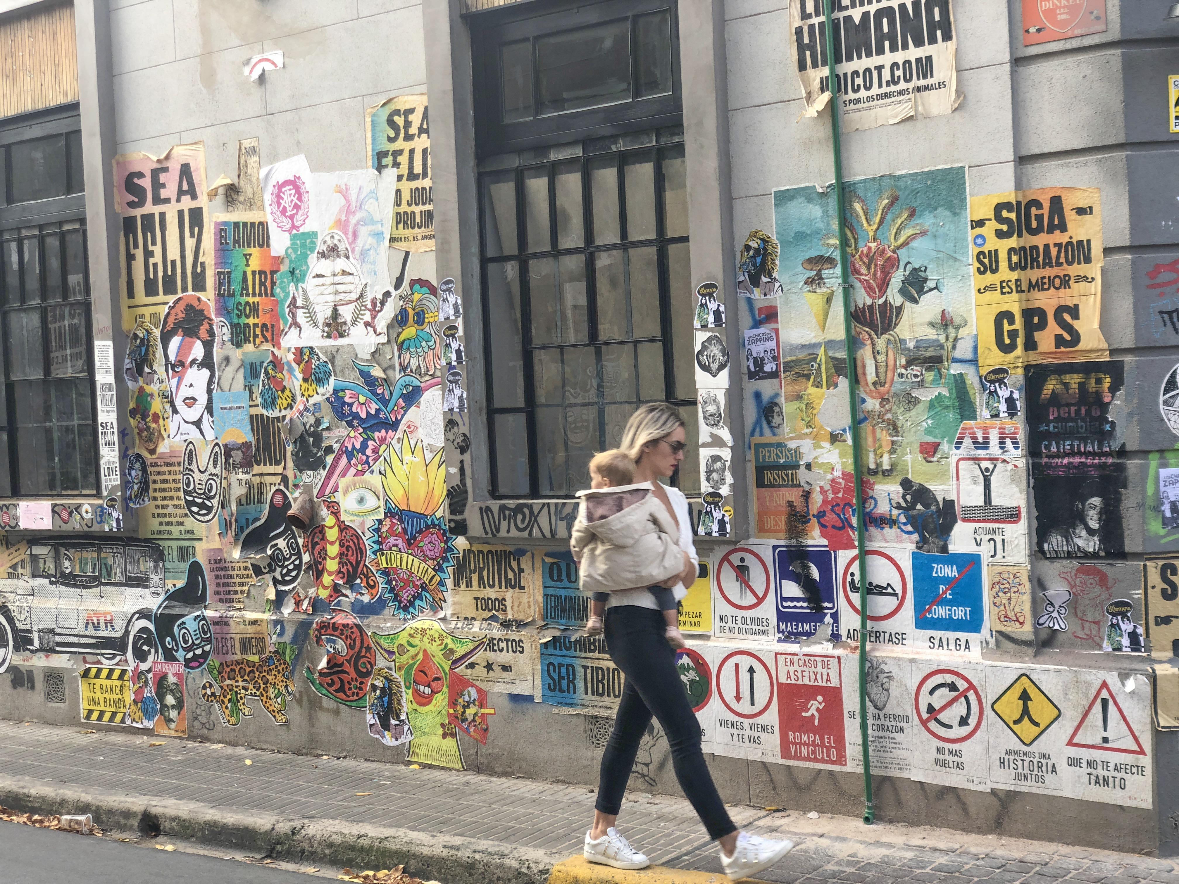 Palermo Soho , Buenos Aires o que fazer em Buenos Aires