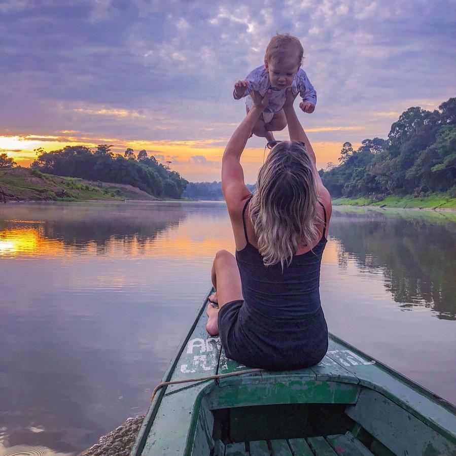 Amazonia , Amazonie , floresta amazónica , Manaus , Viajar com crianças
