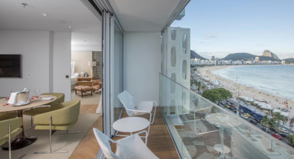 hotel com vista Rio de Janeiro , melhor hotel rio