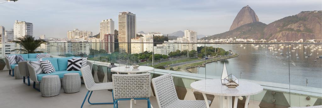 hotel com vista Rio de Janeiro , melhores hotéis rio