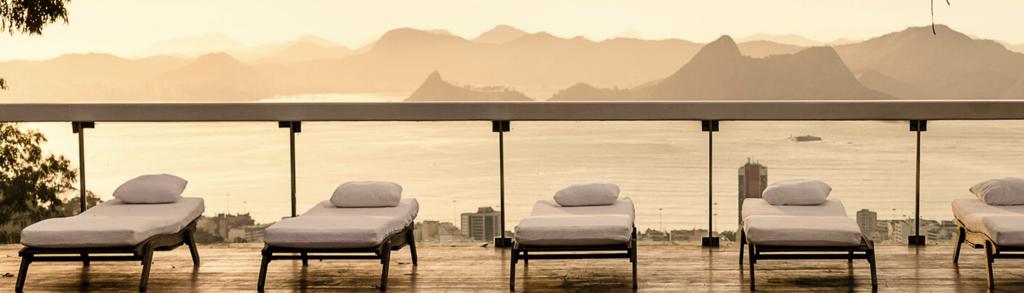 hotel com vista Rio de Janeiro ; melhor hotel Rio de Janeiro