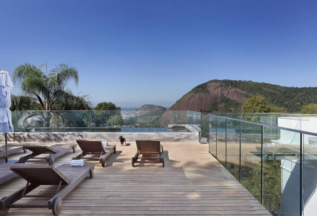Melhor hotel Rio de Janeiro ; vista Rio de Janeiro