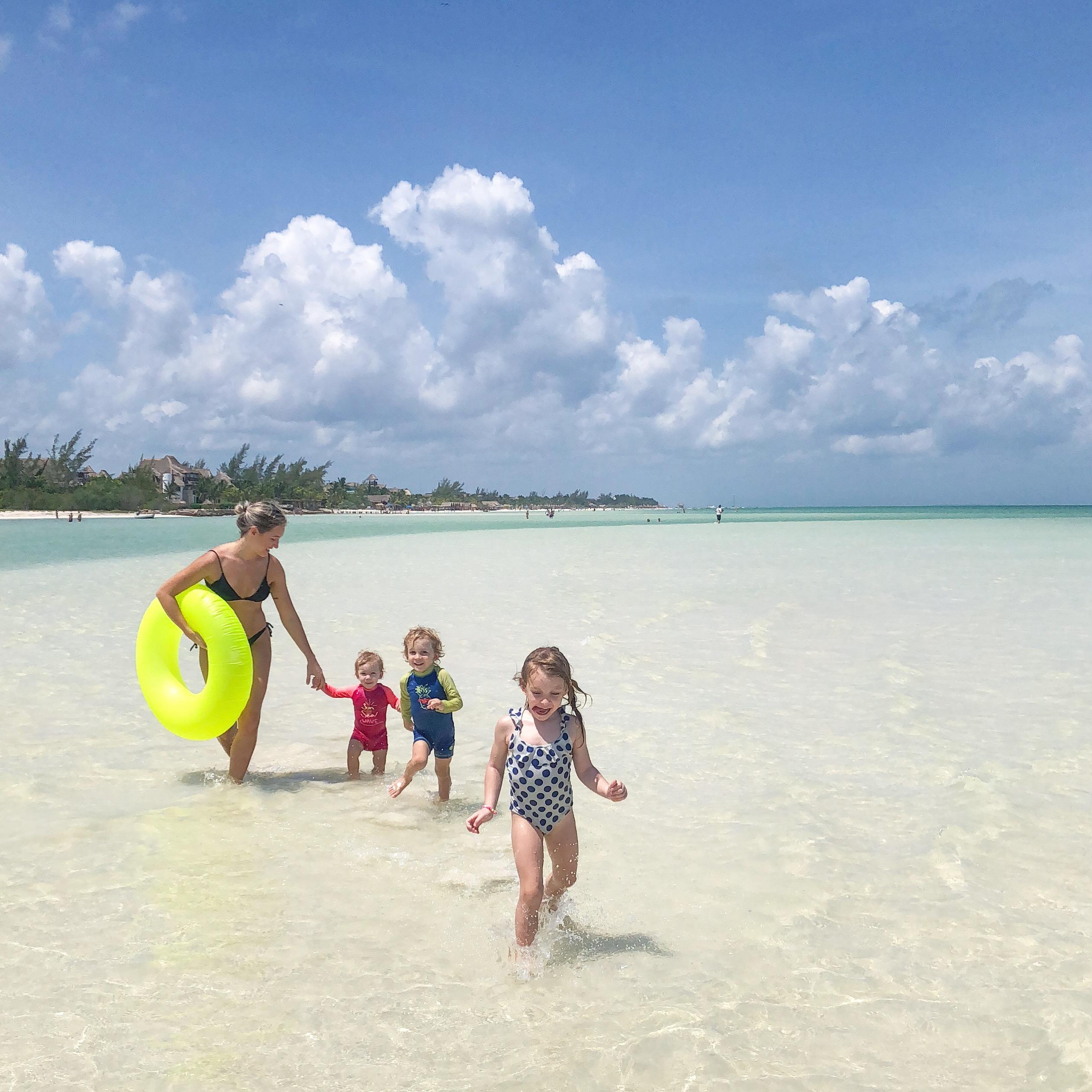 ilha de Holbox , praias de Holbox
