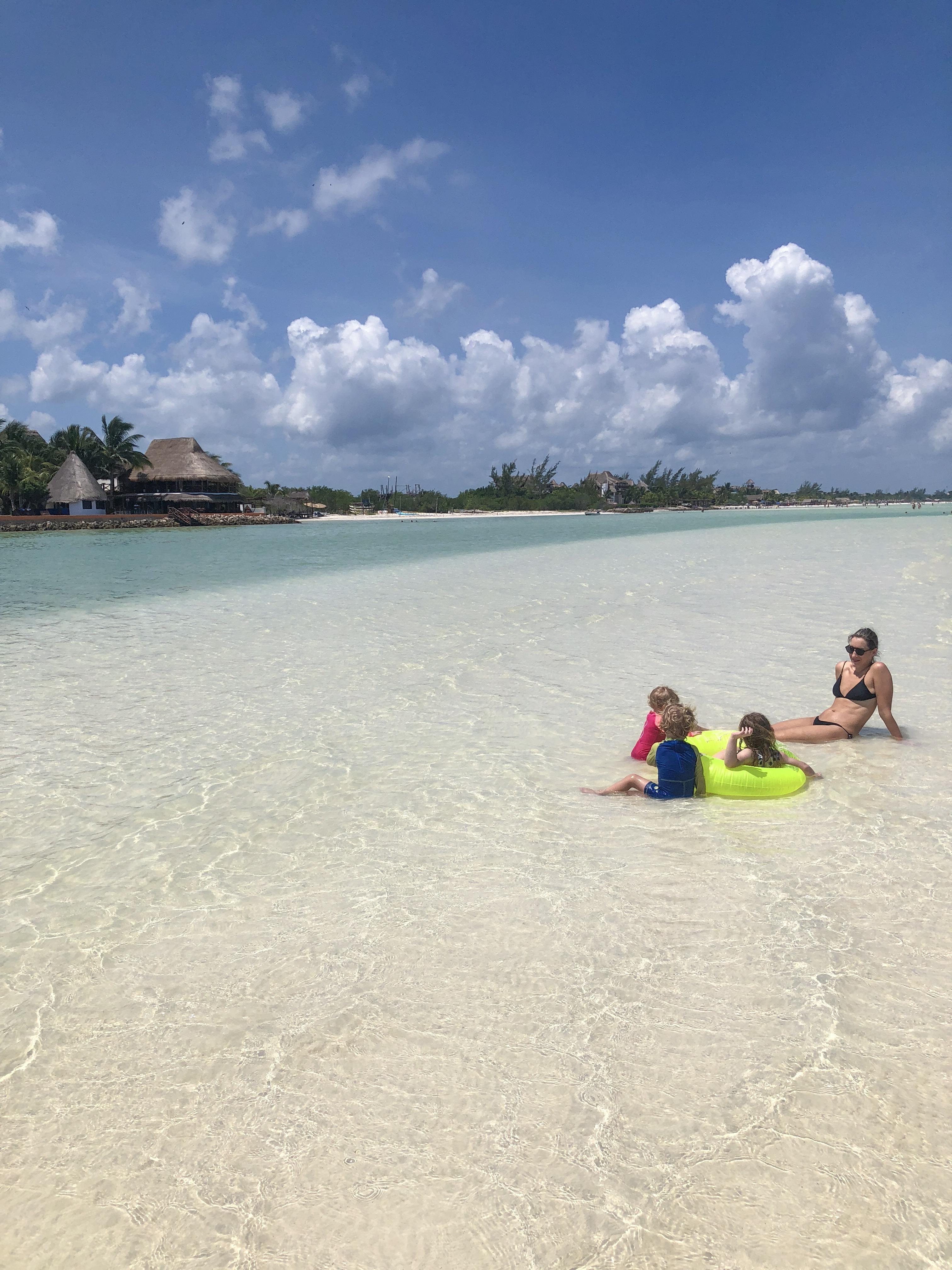 praia ilha de Holbox , Isla Holbox , melhores praias Holbox
