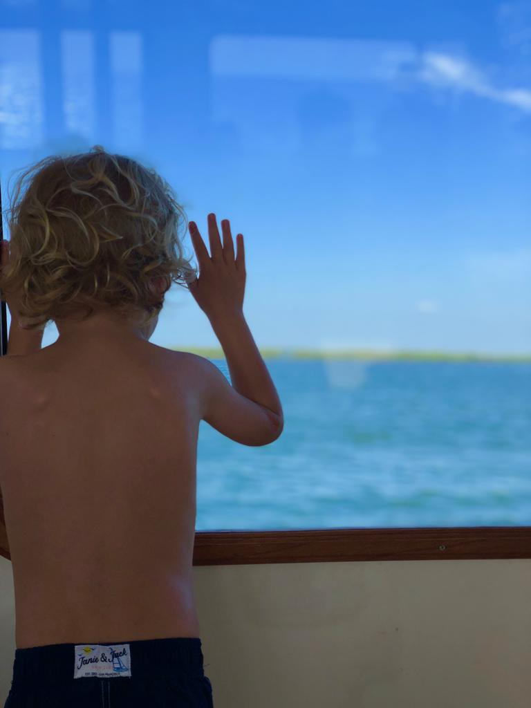ferry Holbox