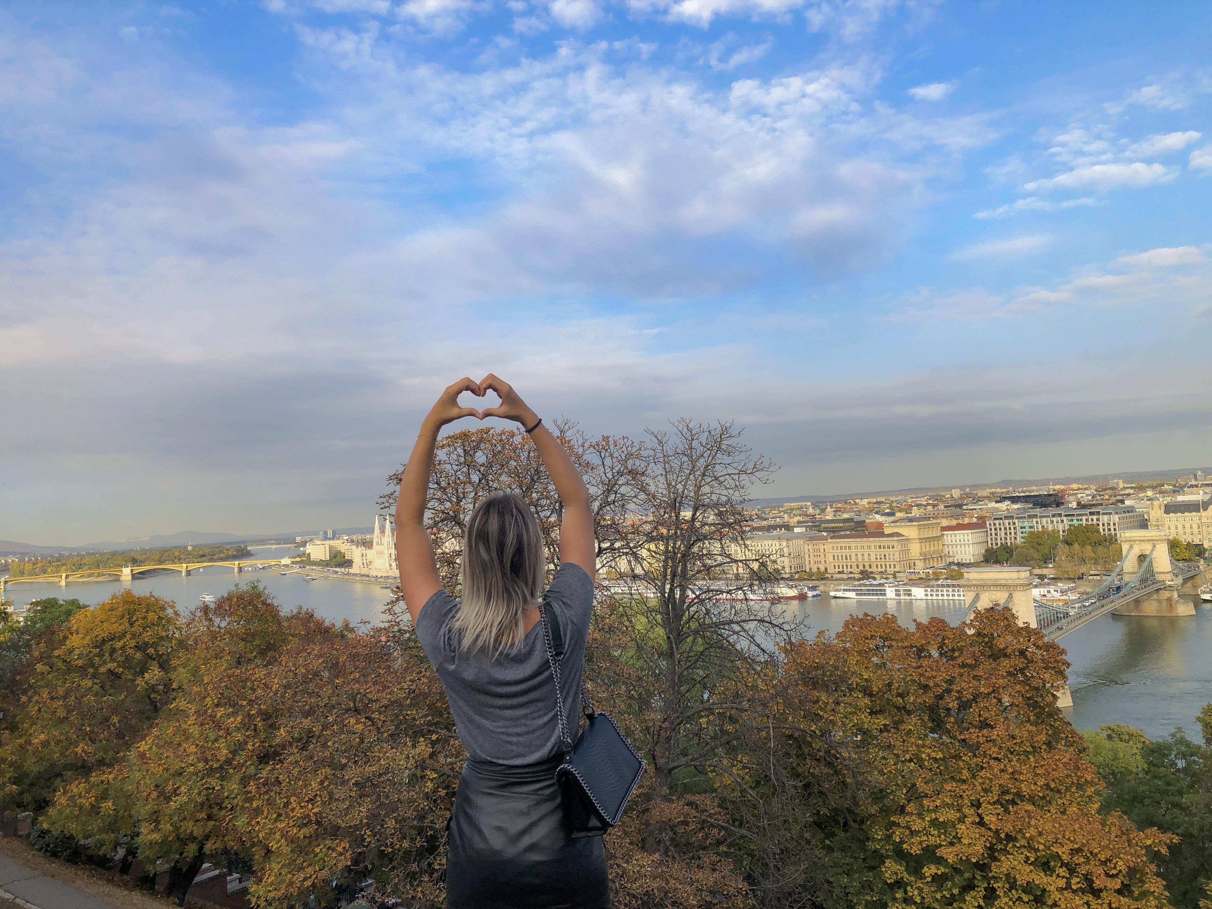 Castelo de buda - Buda Castle - Budapeste