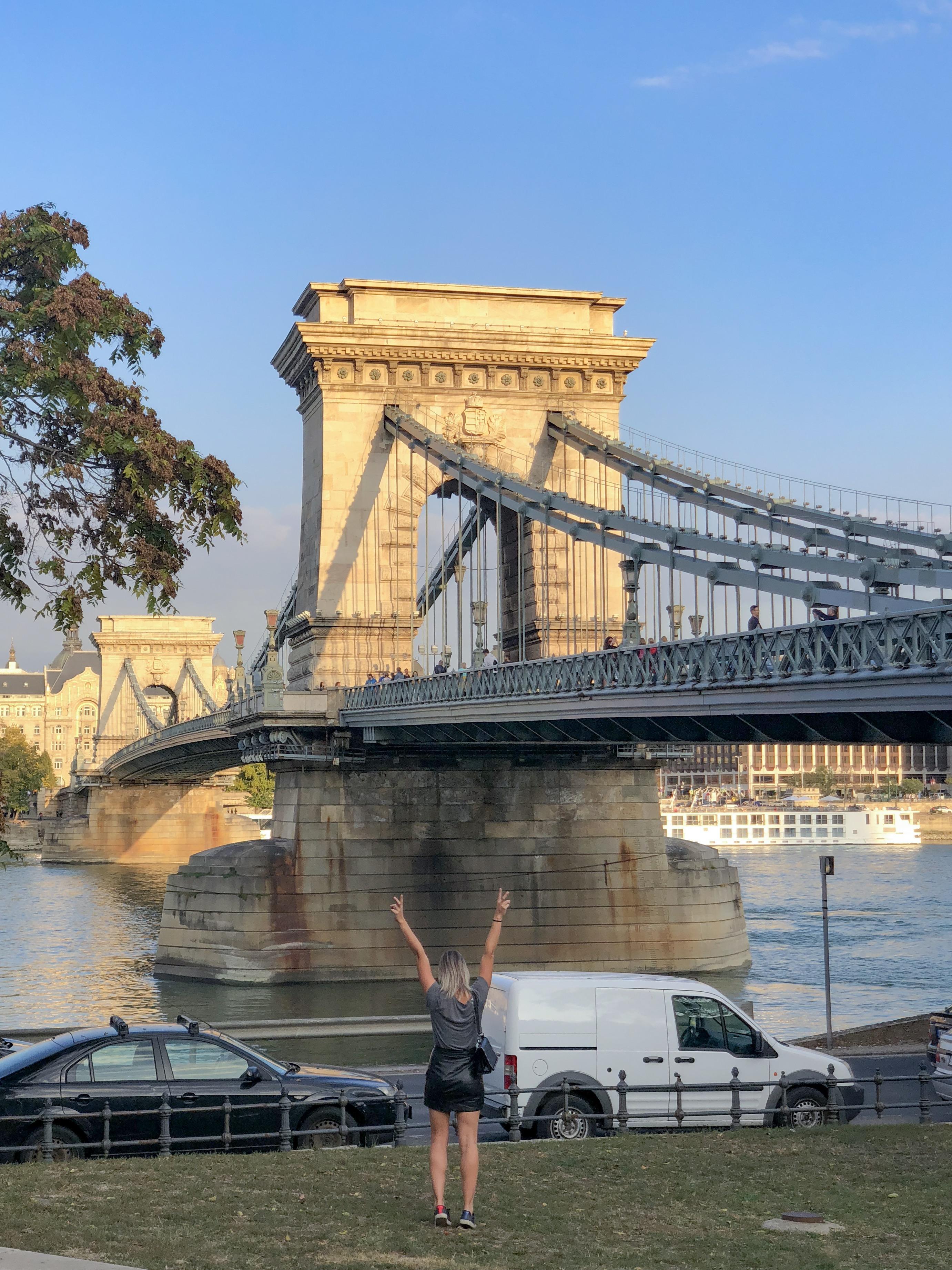Ponte das correntes - chainbridge - Budapest
