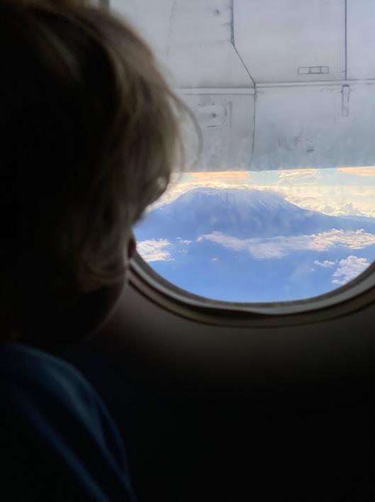 voo para zanzibar , Kilimanjaro