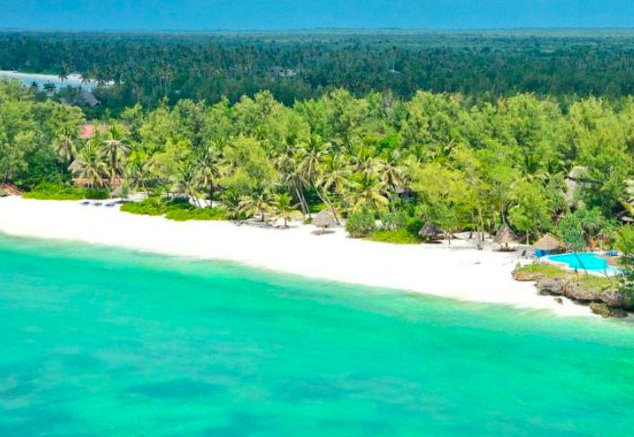 melhores praias Zanzibar onde ficar zanzibar Pongwe Beach