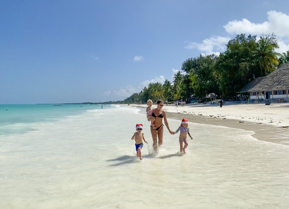 paje beach , melhores praias zanzibar onde ficar zanzibar