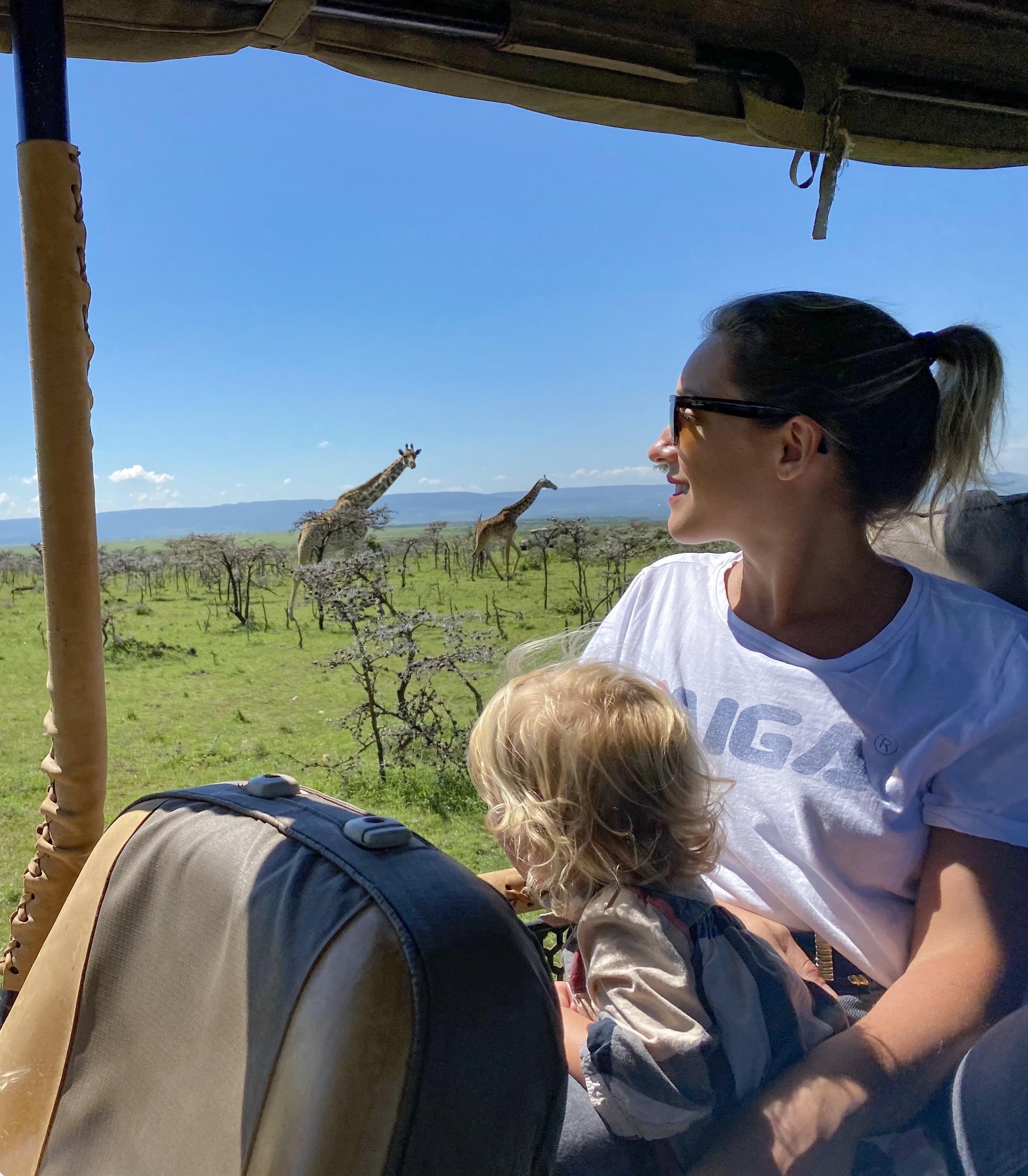 safari com crianças safari africa Masai Mara