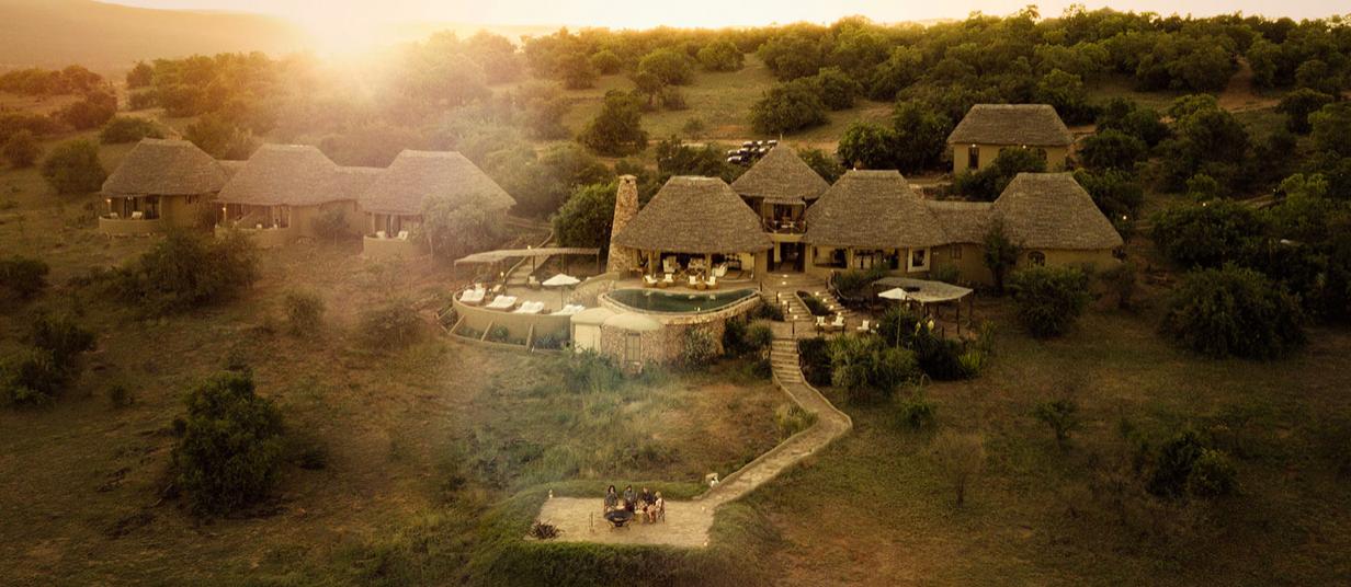 melhores hotéis do Masai Mara - best hotel Masai Mara - safari quênia
