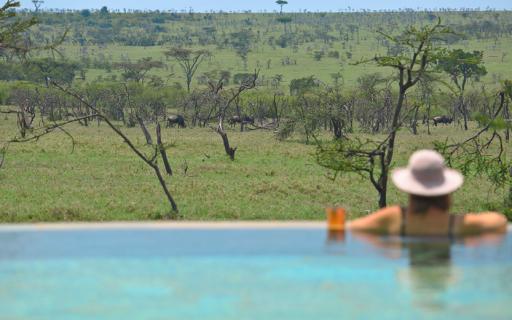 Melhores hotéis do Masai Mara no Quênia