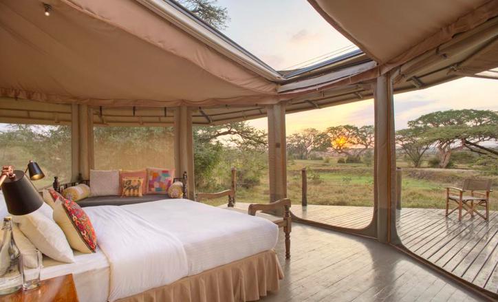 melhores hotéis Masai Mara