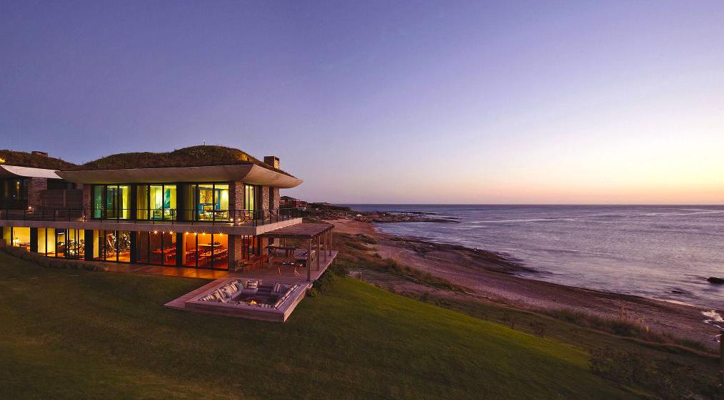 melhores hotéis de punta del este , hotel playa vik