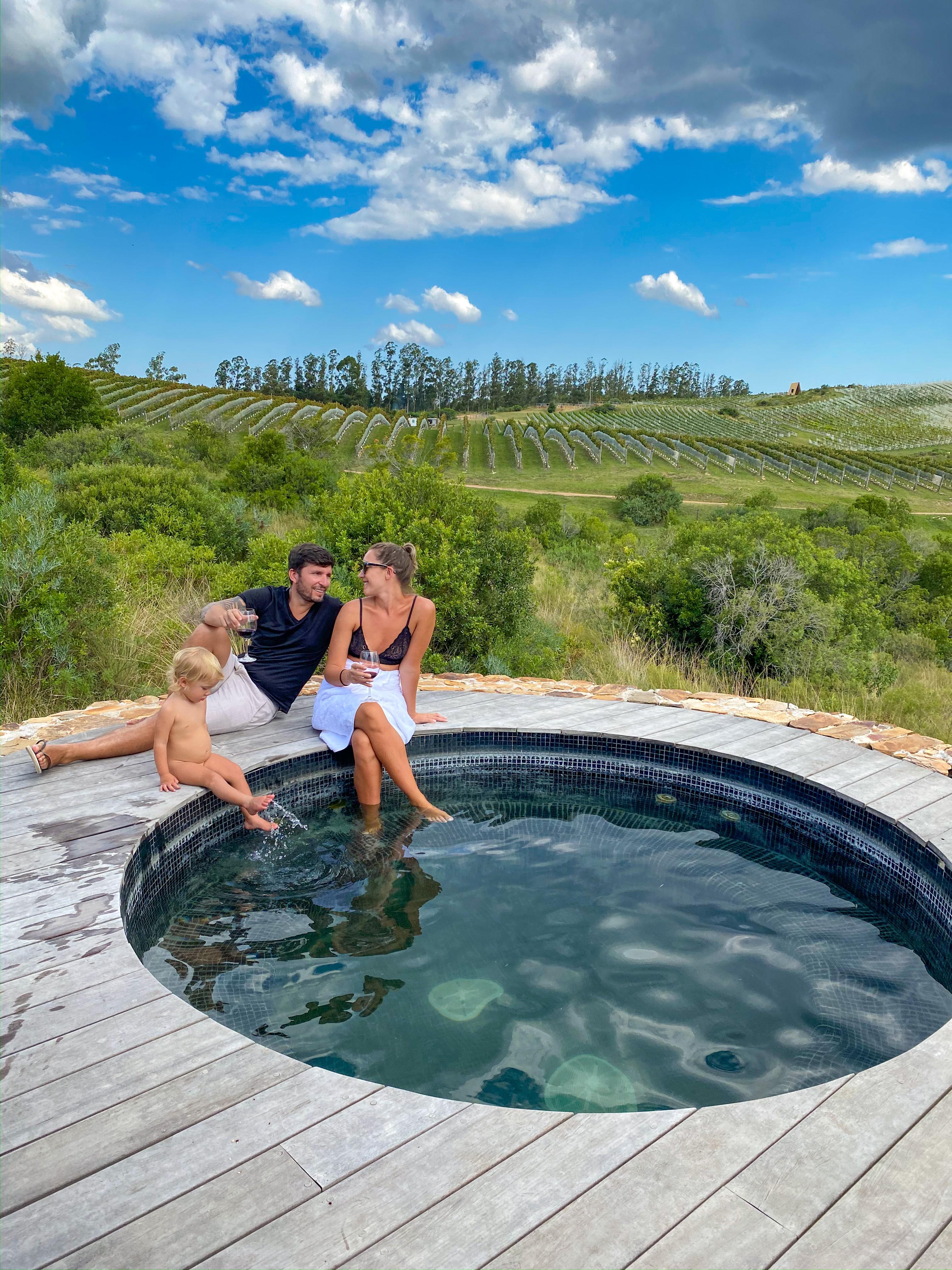 melhores hotéis de Punta Del Este , sacromonte Wine landscape
