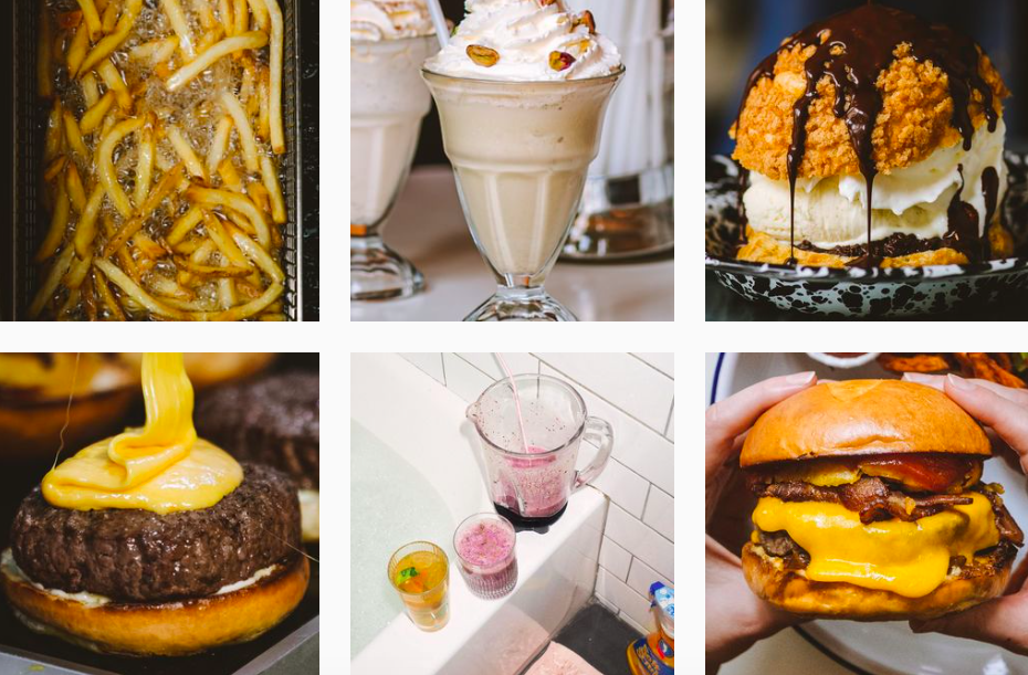 melhores lanches de PAris PNY burger